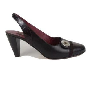Brighton NEW Women's Made in Italy Pumps 8M